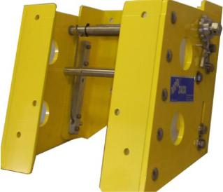 Jack Plate with optional powder coating & Jack Plates--Products from Hydro Dynamics including \